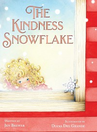 Cover The Kindness Snowflake