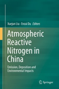 Cover Atmospheric Reactive Nitrogen in China
