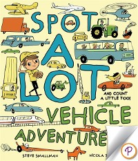 Cover Spot A Lot Vehicle Adventure