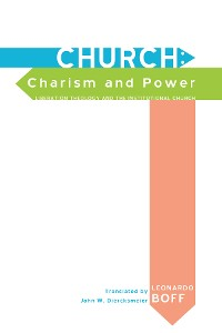 Cover Church: Charism and Power