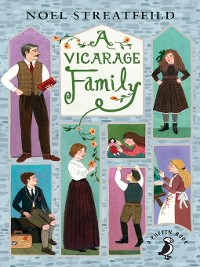 Cover A Vicarage Family