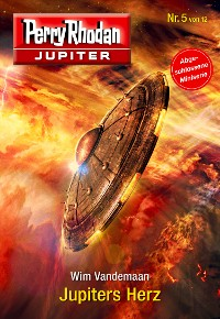 Cover Jupiter 5: Jupiters Herz