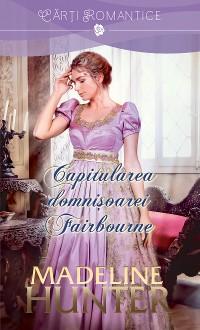 Cover Capitularea domnisoarei Fairbourne
