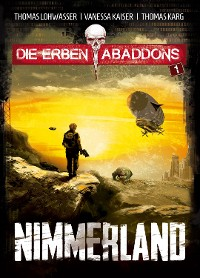 Cover Nimmerland