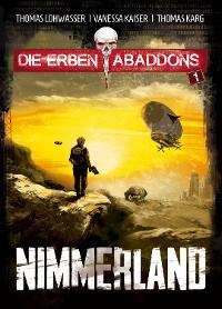 Cover Nimmerland