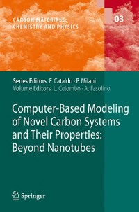 Cover Computer-Based Modeling of Novel Carbon Systems and Their Properties