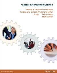 Cover Parents as Partners in Education: Pearson New International Edition
