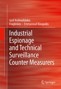Cover Industrial Espionage and Technical Surveillance Counter Measurers