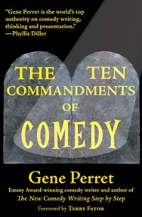 Cover The Ten Commandments of Comedy