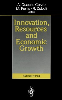 Cover Innovation, Resources and Economic Growth