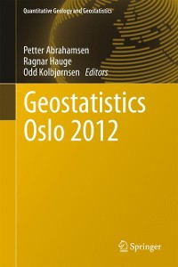 Cover Geostatistics Oslo 2012
