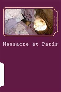 Cover Massacre at Paris