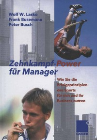Cover Zehnkampf-Power für Manager