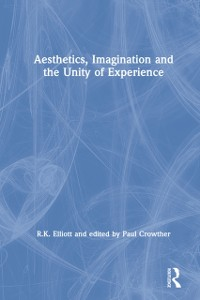 Cover Aesthetics, Imagination and the Unity of Experience