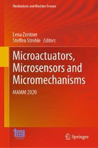 Cover Microactuators, Microsensors and Micromechanisms