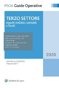 Cover Terzo Settore - Aspetti civilistici, contabili e fiscali