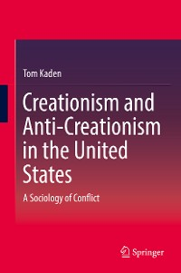 Cover Creationism and Anti-Creationism in the United States