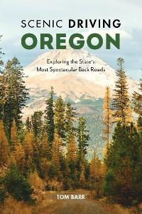 Cover Scenic Driving Oregon
