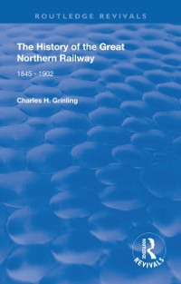 Cover History of The Great Northern Railway