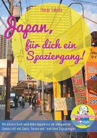 Cover Japan, für dich ein Spaziergang