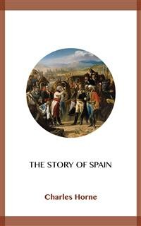 Cover The Story of Spain