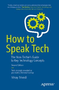 Cover How to Speak Tech