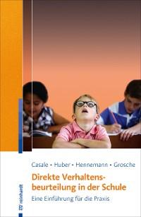 Cover Direkte Verhaltensbeurteilung in der Schule