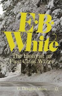 Cover E. B. White