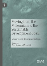Cover Moving from the Millennium to the Sustainable Development Goals