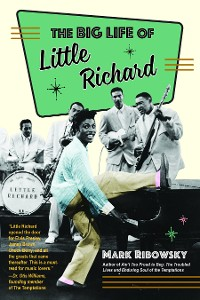Cover The Big Life of Little Richard