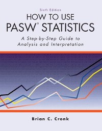 Cover How to Use Pasw Statistics