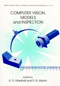 Cover Computer Vision, Models And Inspection