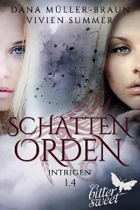 Cover SCHATTENORDEN 1.4: Intrigen