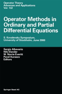 Cover Operator Methods in Ordinary and Partial Differential Equations