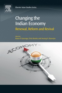Cover Changing the Indian Economy