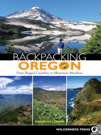Cover Backpacking Oregon