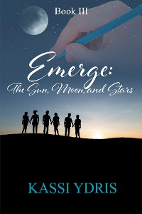 Cover Emerge: The Sun, Moon, and Stars