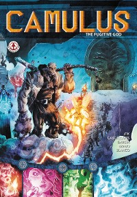 Cover Camulus: The Fugitive God