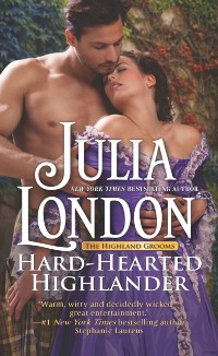 Cover Hard-Hearted Highlander (The Highland Grooms, Book 3)