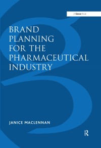 Cover Brand Planning for the Pharmaceutical Industry