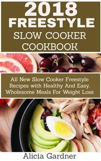 Cover Freestyle Slow Cooker Cookbook