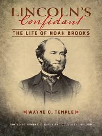 Cover Lincoln's Confidant
