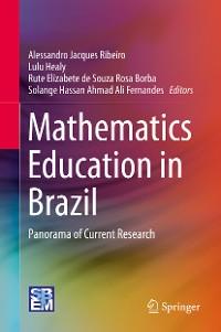 Cover Mathematics Education in Brazil
