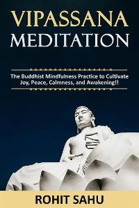 Cover Vipassana Meditation