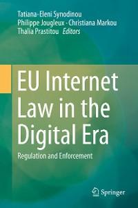 Cover EU Internet Law in the Digital Era