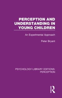 Cover Perception and Understanding in Young Children
