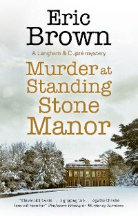 Cover Murder at Standing Stone Manor