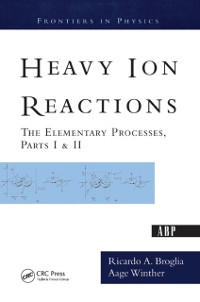Cover Heavy Ion Reactions