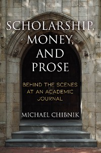 Cover Scholarship, Money, and Prose