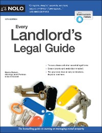 Cover Every Landlord's Legal Guide